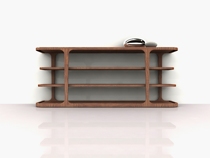 PATINA   by Codital - LE CADRE BOOKCASE 2