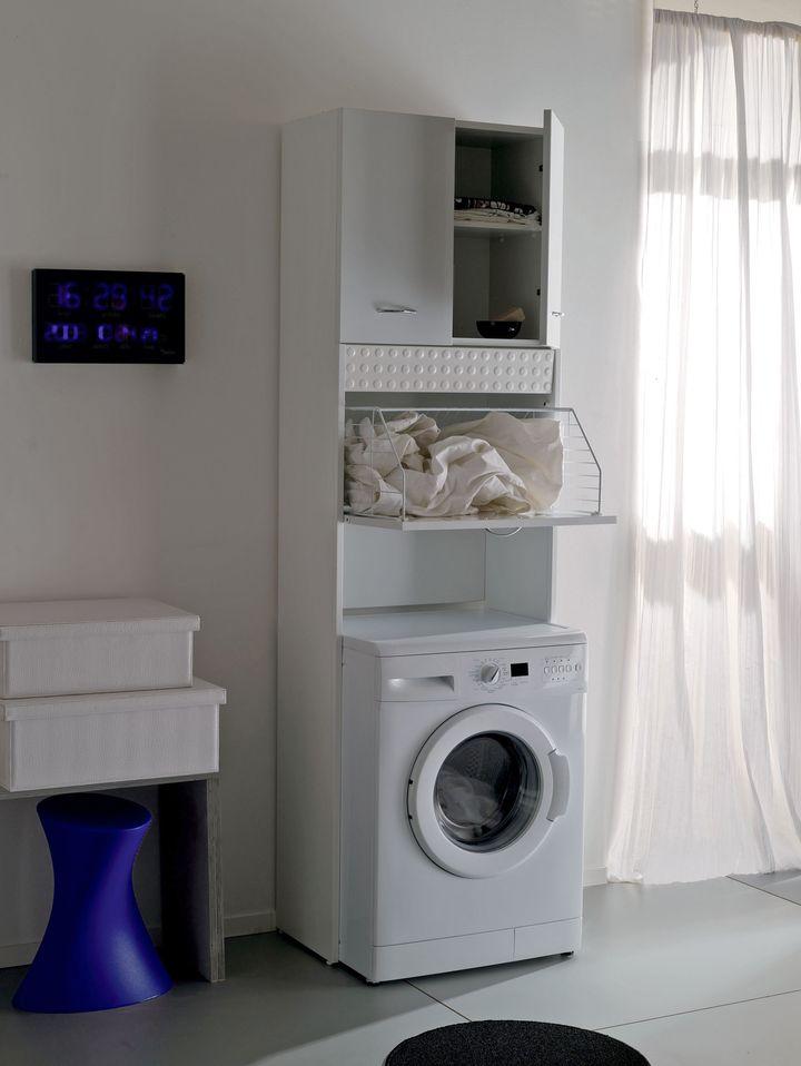Colavene mobili bagno e lavanderia social design magazine - Mobili per lavanderia domestica ...