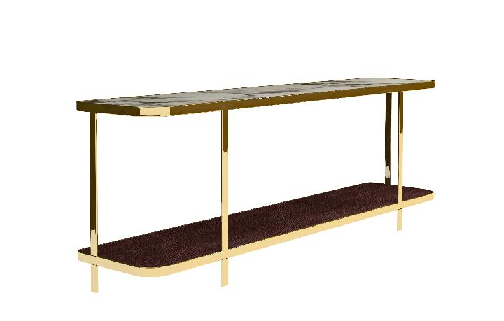 CLOUD furniture fair 2014 Console ODILON