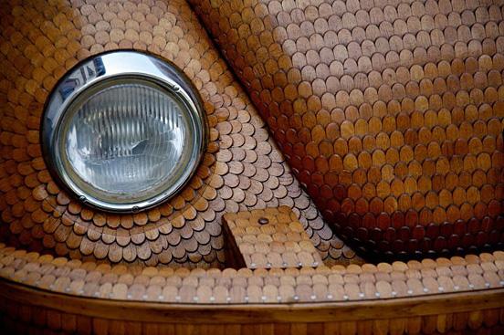 Ξύλινο-Volkswagen Beetle--006
