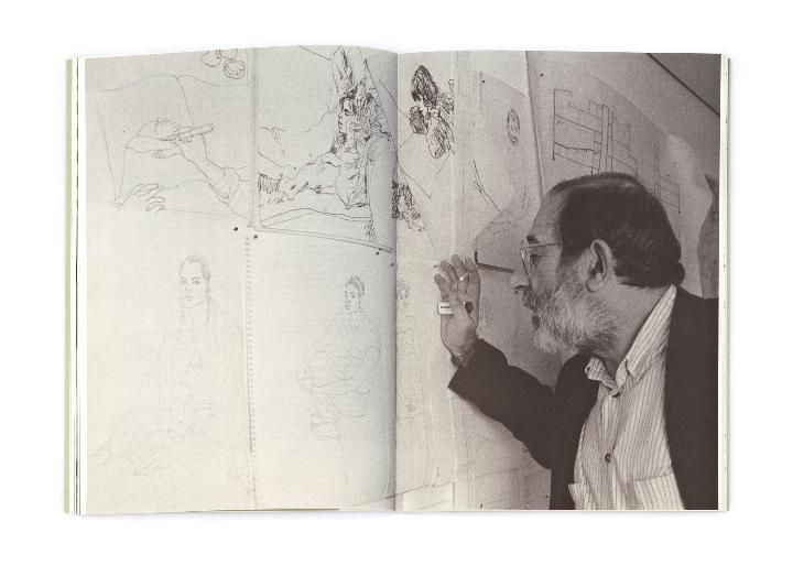 002アルバロ・シザビアジェンSEM PROGRAMAブックブックの著者ラウルベッティグレタRuffino 2854