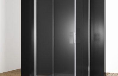 Restaurierung von Möbeln-Ersatz-Badewanne-Dusche-Box mit