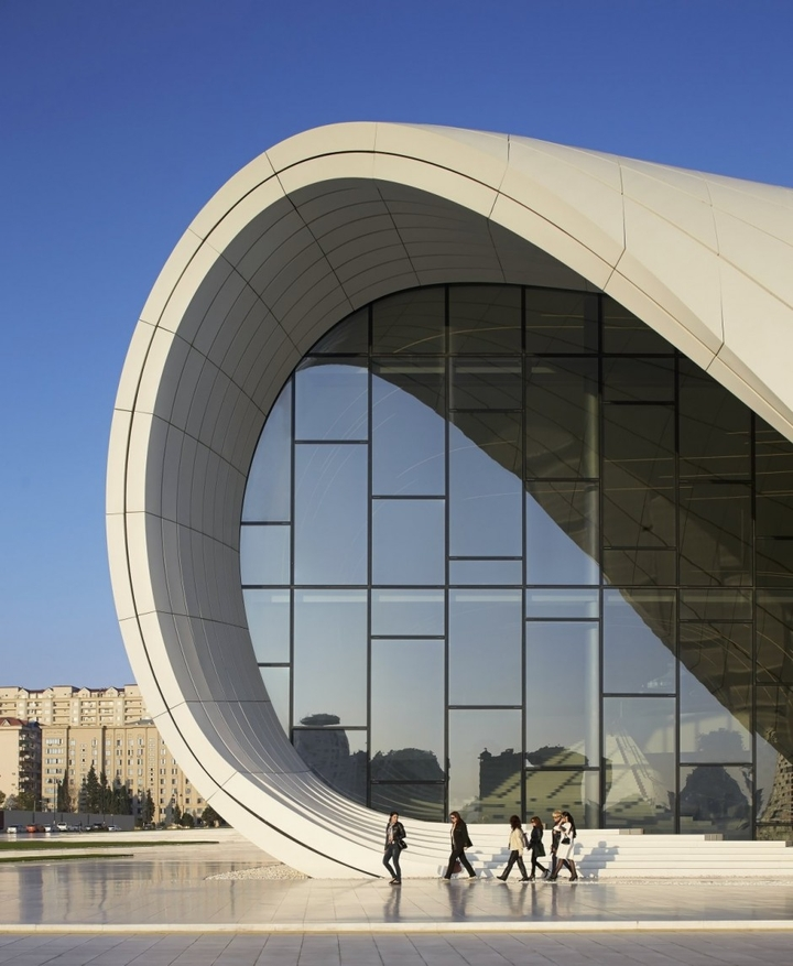 Heydar Aliyev Center Zaha Hadid Social Design Magazine-11
