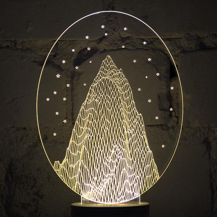 Bulbing 3d table lamp Design Magazine Social-01