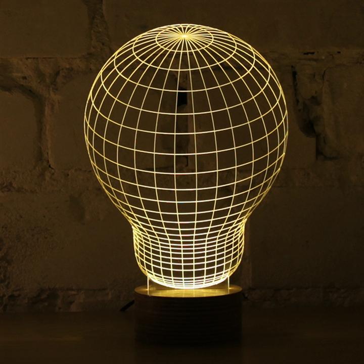 Bulbing 3d table lamp Design Magazine Social-14