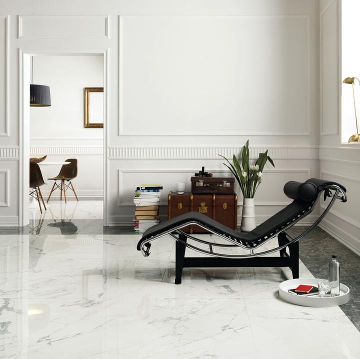 Social Design Magazine Caesar-SOUL Statuary Venato Grau St Laurent