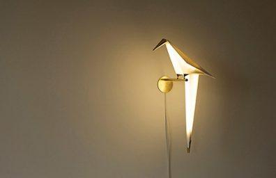Vogellampe sozialen Designmagazin 01