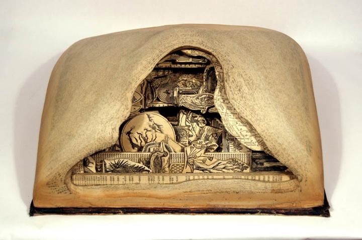ブックアート彫刻-socialdesignmagazine03