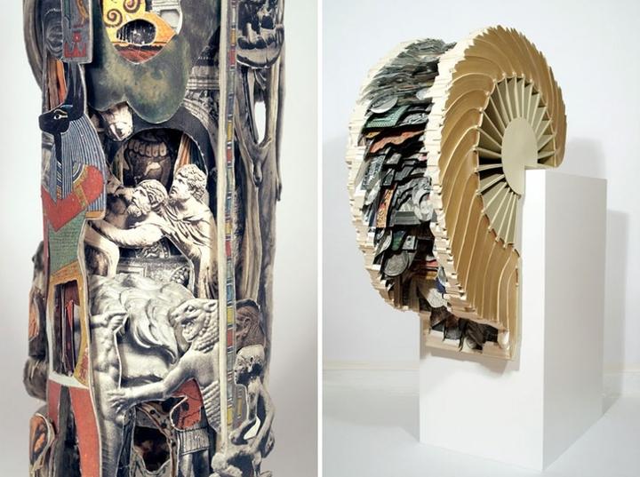 ブックアート彫刻-socialdesignmagazine30