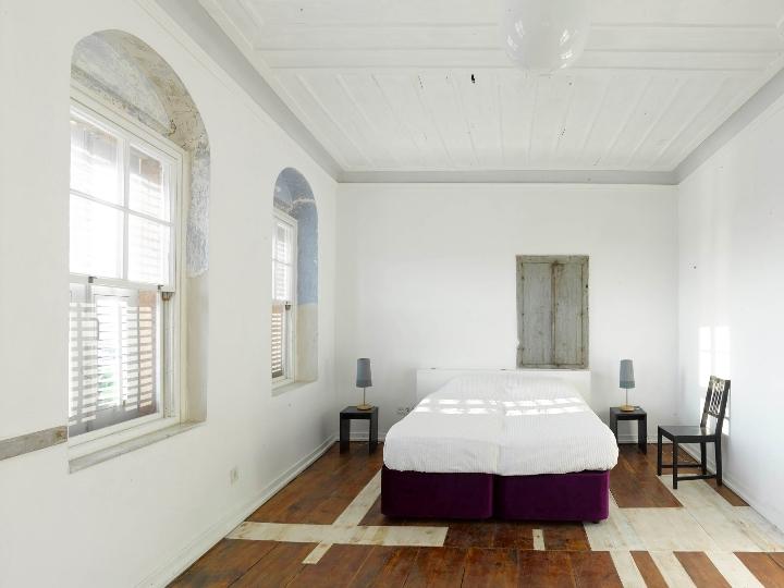 ローベルトンフーバーC ManzaraのAvalik寝室