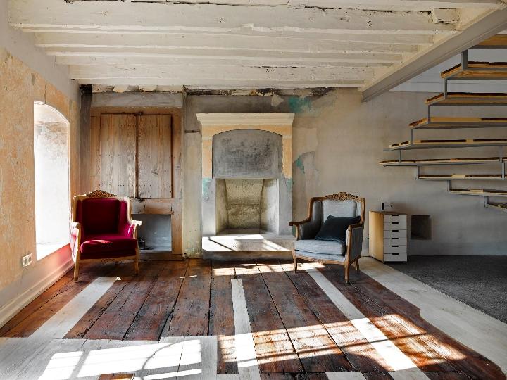 ローベルトンフーバーC ManzaraのAvalikの座席