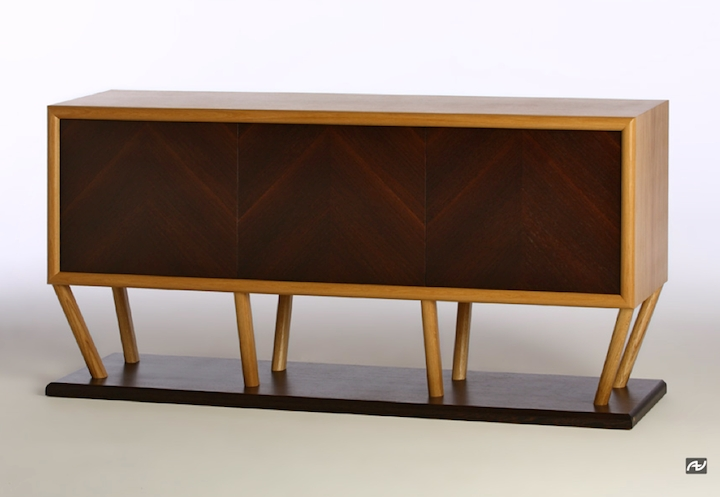 Schrank von Zenith maximal Annibali Sozial Magazin-02 Design