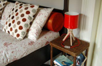Izmade Margherita 01 λάμπα Υπνοδωμάτιο