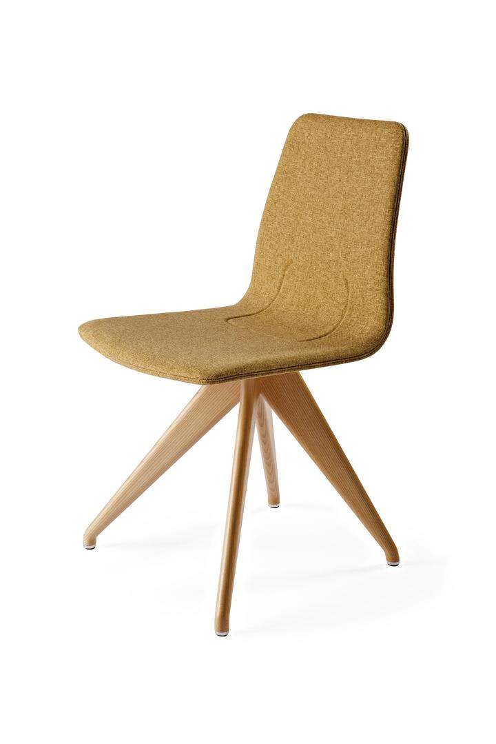 Potocco Torso social chair design magazine