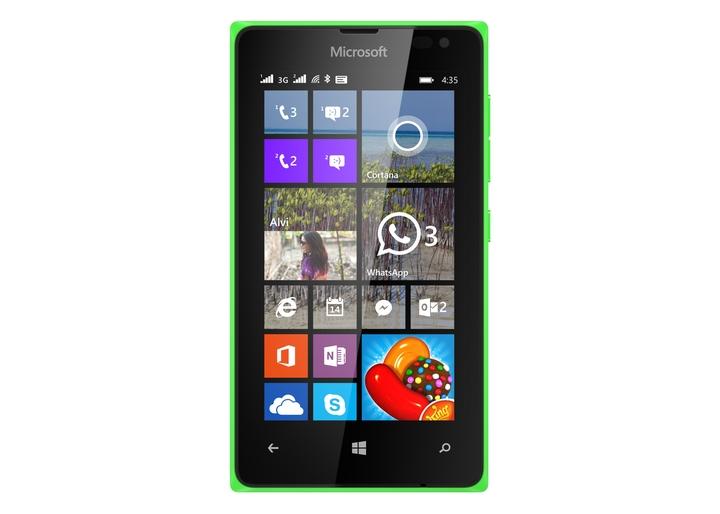 Lumia435 Front Green DSIM social design magazine-06