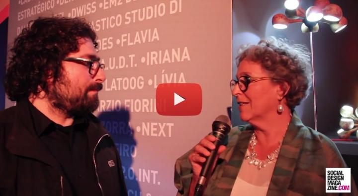 Entrevista Angela Carvalho Rio Diseño Fuorisalone 2015 SDM
