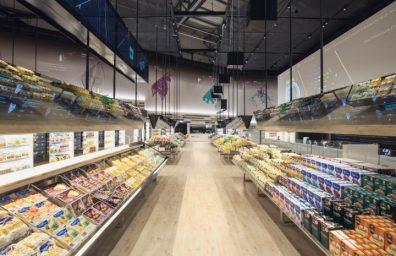 Zukunft Lebensmittel Supermarkt Bezirk milan expo 2015 carlo Ratten assoziiert 01
