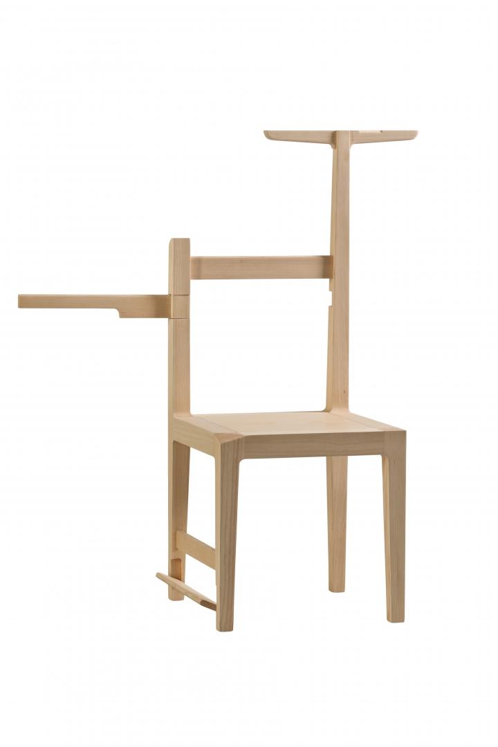 Art.5199F Metamorphosis Chair Peter Barcaccia 01