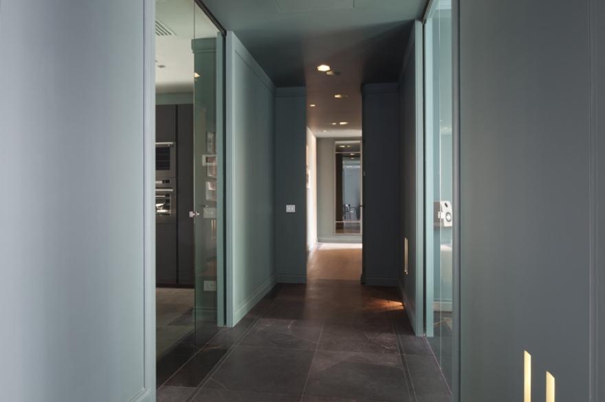 Atelier Durini 15 Innenarchitektur Andrea Castrignano, Buzzi & Buzzi Beleuchtung