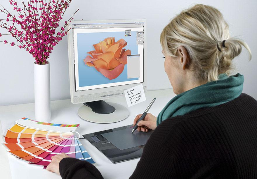 Designer visual-