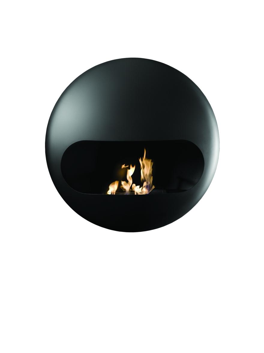 Chimeneas de bioetanol o madera Antrax, modelo de burbuja versión bioetanol