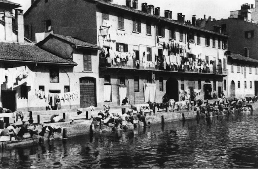 ミラノ、市水