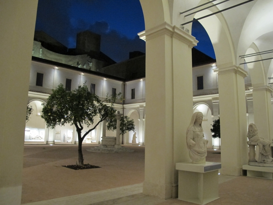 LED lighting spas of diocletian
