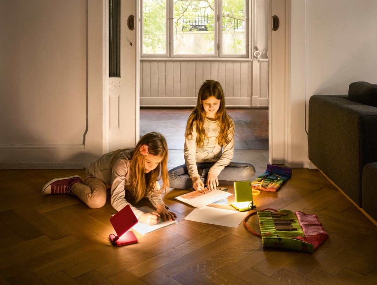 LED-Lampe Roxxane Fly Kinder Nimbus Group phFrankOckert