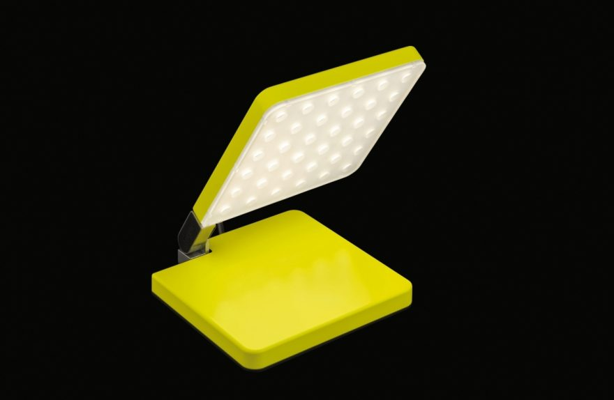 LED lamp Roxxane Fly neonyellow Nimbus Group phFrankOckert