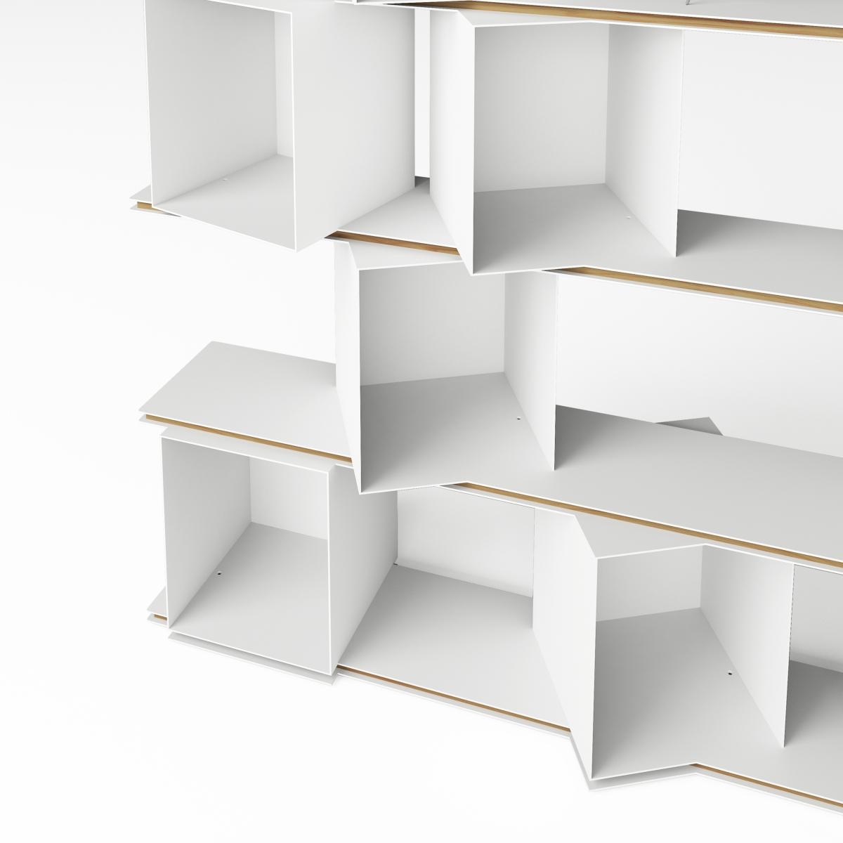 Domitalia Bodega modular biblioteca