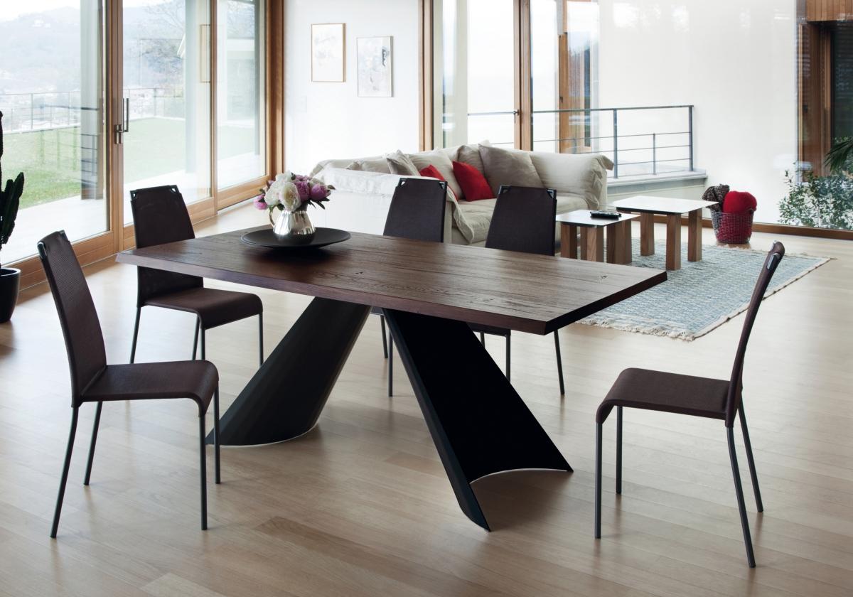 Previews Furniture Fair 2016 Domitalia table Tuile