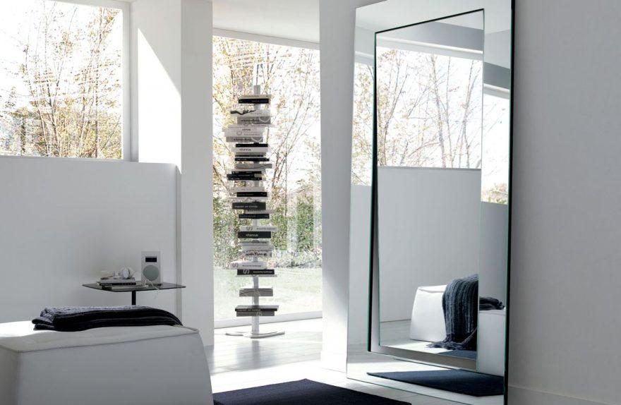 GERUND mirror, design Giovanni Tommaso Garattoni