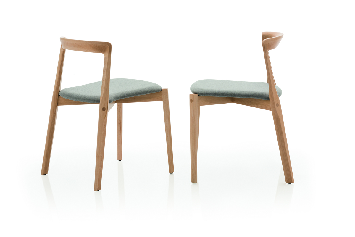 Chair HELIX by Favaretto & Partners