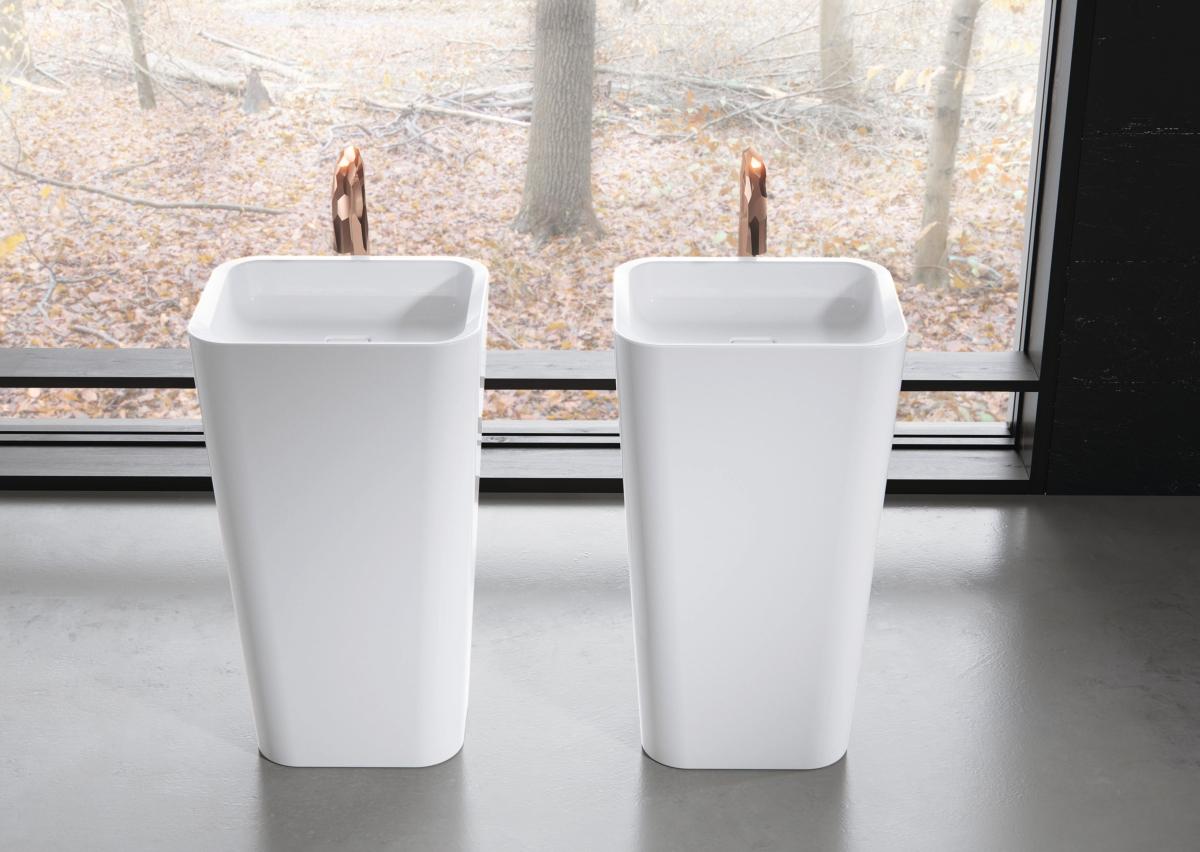 Kaldewei Meisterstück Emerged, washbasin