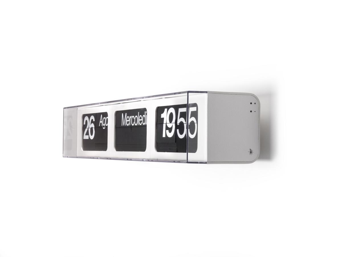 Solari Dator 60 horizontal black