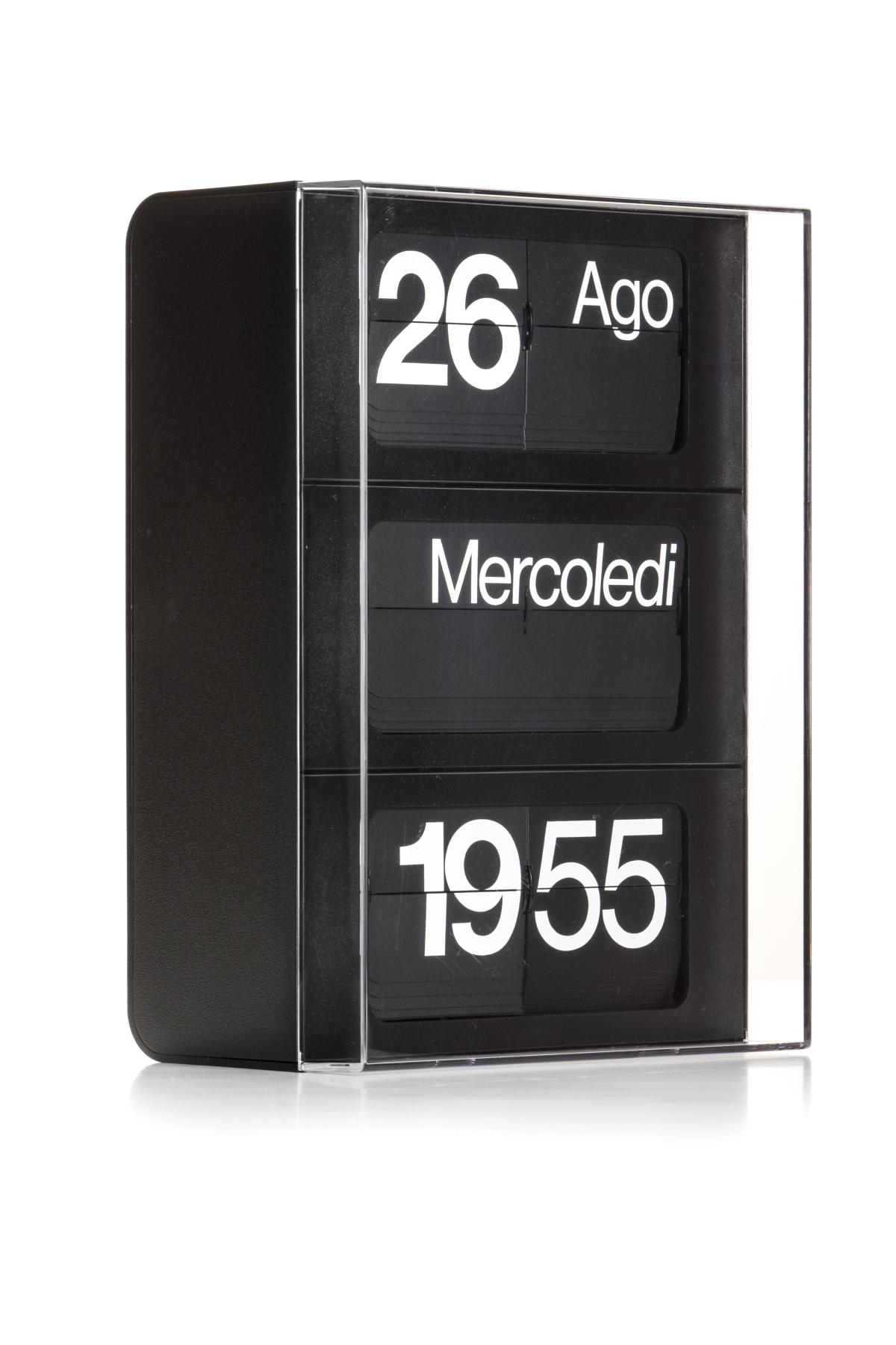 Solari Dator 60 vertical black