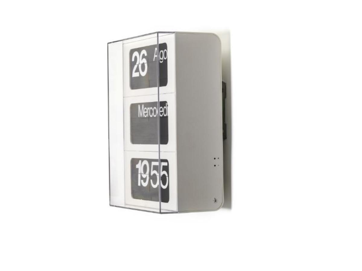 Solari Dator 60 vertical white