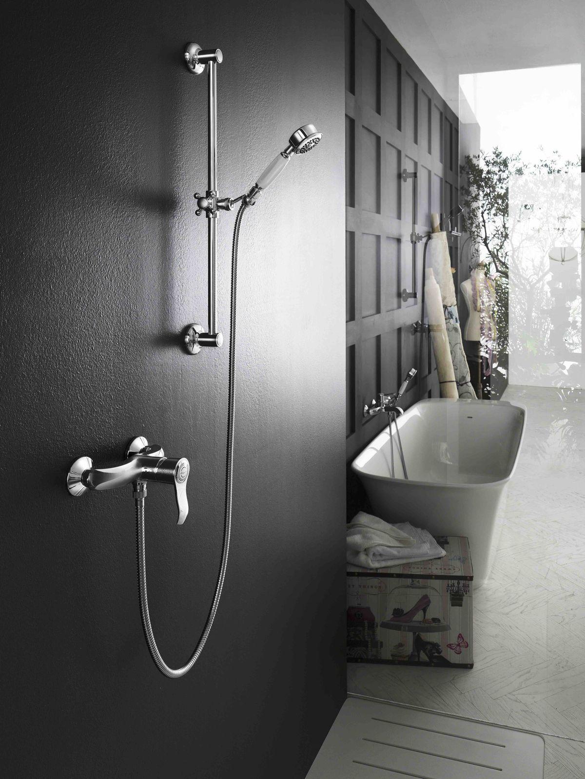 Sofì of Teknobili, Shower