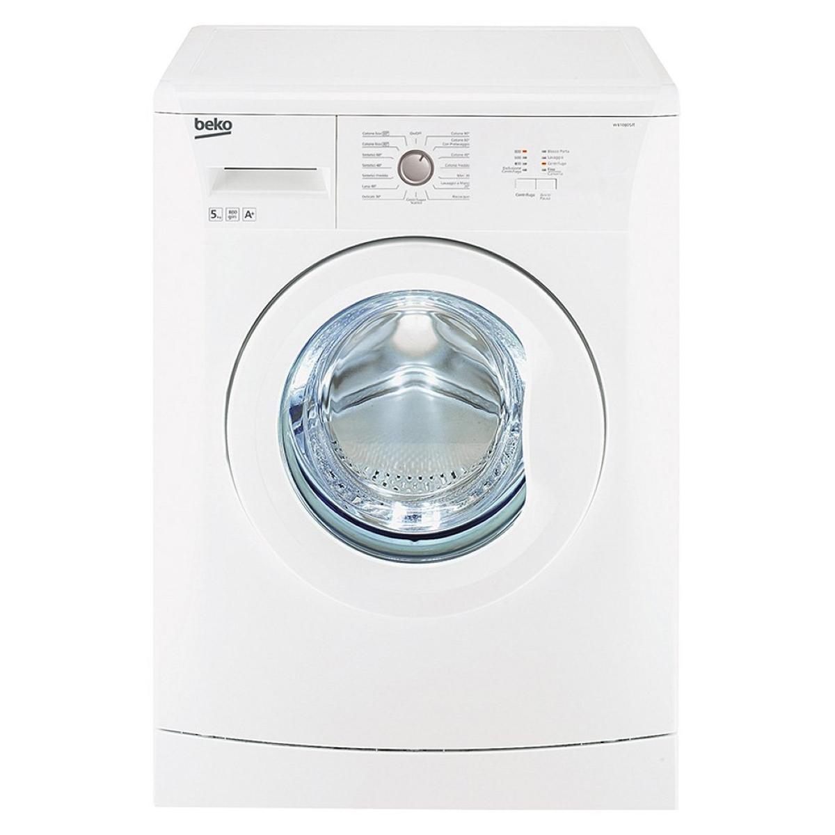 Welche eine Waschmaschine, beko WB EN 10805 zu wählen