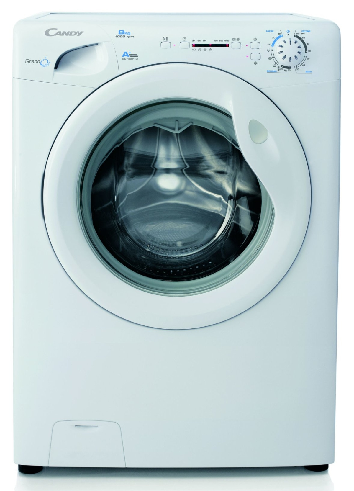 Quale lavatrice scegliere, candy GC 1081d-01