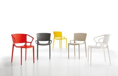 Infiniti Σχεδιασμός καρέκλα Fiorellina