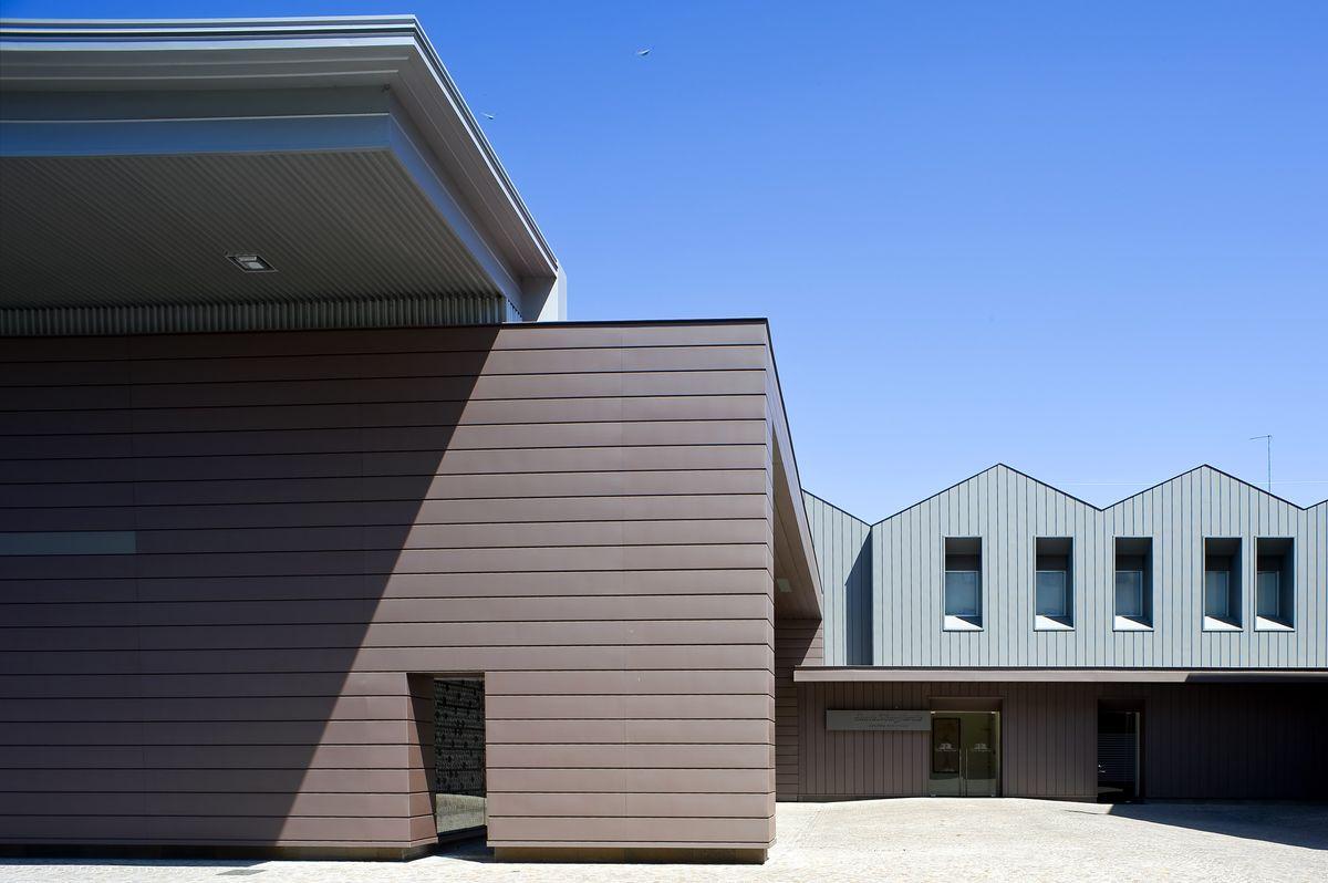Cantine Santa Margherita-Portogruaro - Westway Architects