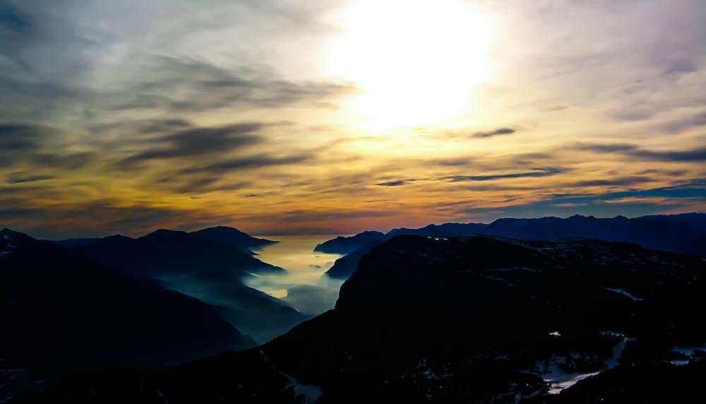 Sonnenuntergang-on-sea-of-Nebel