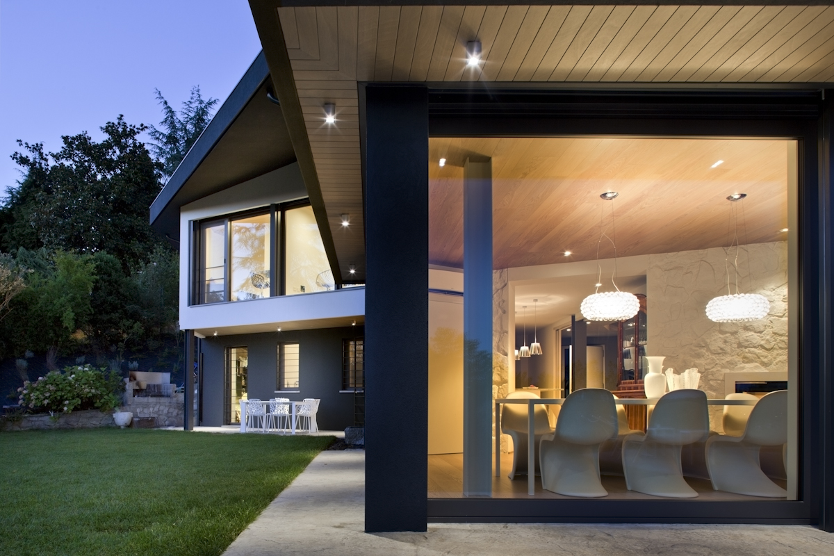 iArchitects - Villa in the hills in Udine