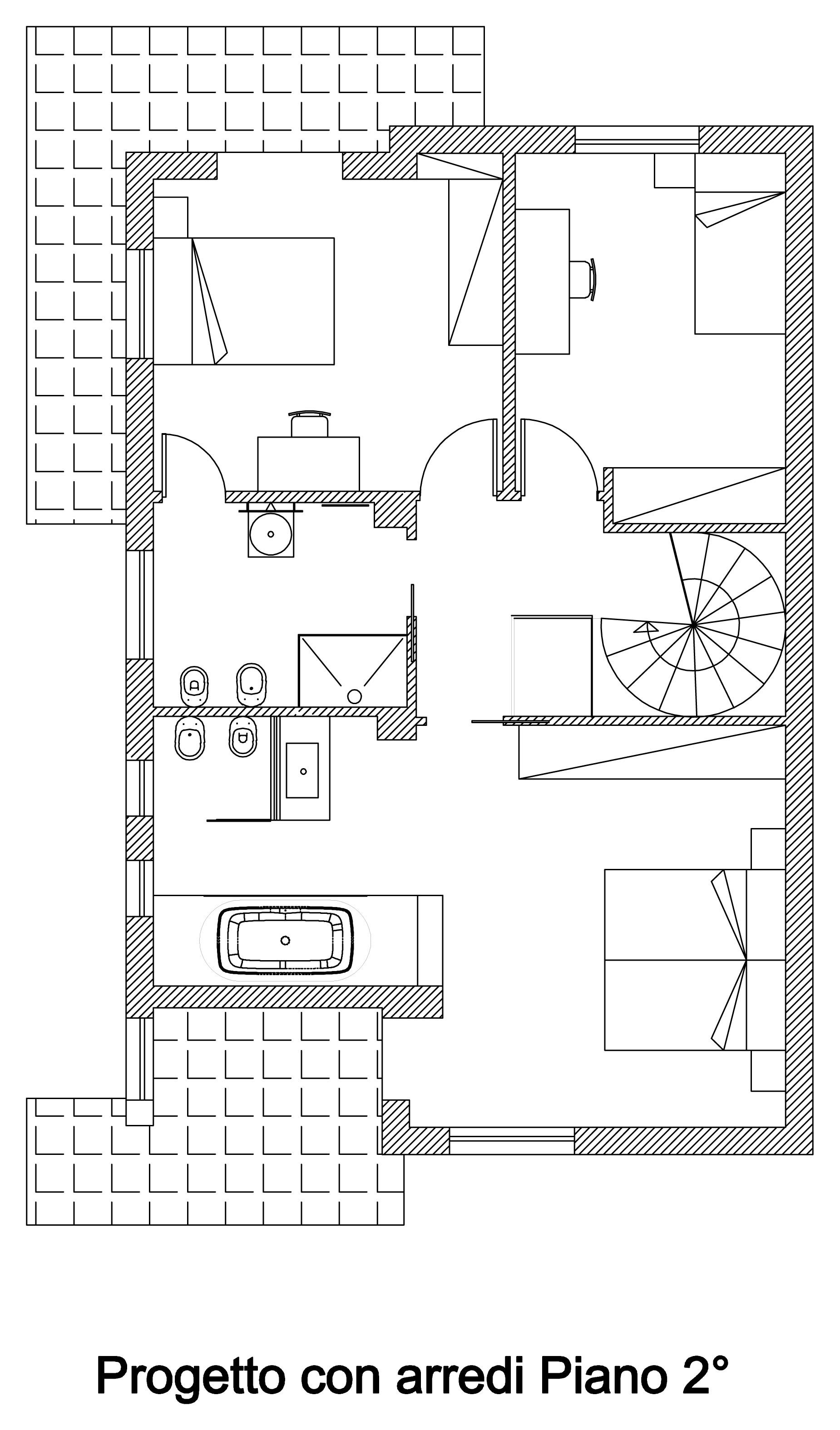 arch-arnone-interior-design-of-unabitazione-of-2-levels-floor-seconds