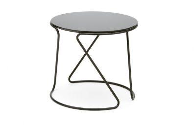 τραπέζι πλευρά Thonet S 18 σχεδιασμό Uli Budde