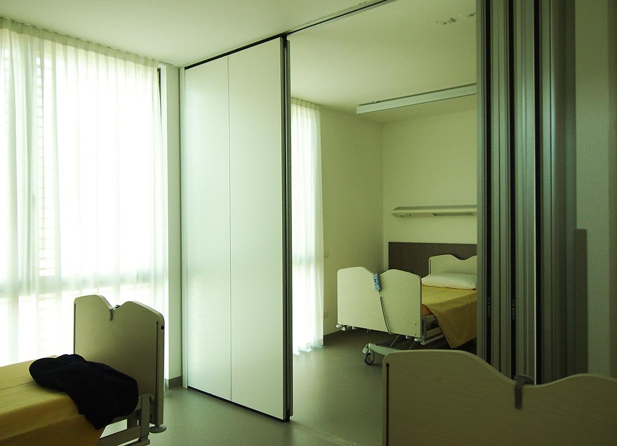 Le logement social à Sale Marasino, intérieur, CCDSTUDIO