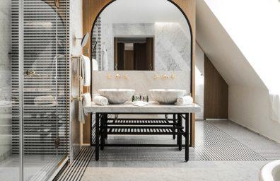 Το Hotel Vernet μπάνιο