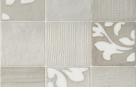 Ceramics concrete effect claymood shape florence 60x60 cm