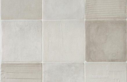 Ceramics concrete effect claymood shape nat 60x60 cm